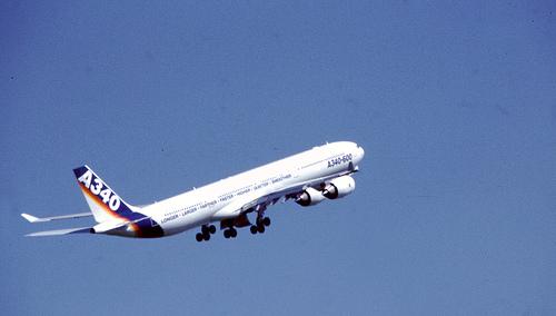 Airbus A 340 600